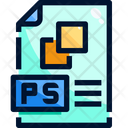 Photoshop File Icon