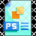 Photoshop file Icon