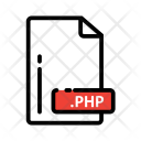 Php Document Extension Icon