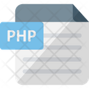 Php Php File Phtml Icon