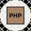 Php Format Development Icon