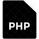 Php File Javascript Icon