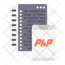 Php Website Webpage Icon