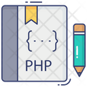 Php Book Php Scripting Book Programming Book Icon