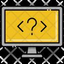 Php Code Html Coding Web Programming Icon