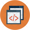 Php Code Programming Icon