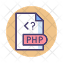 Php Document Icon