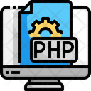 Php Document Php Format Php File Icon