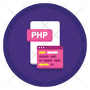 Php Document Php File File Icon