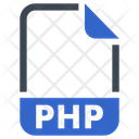 Php Document File Icon