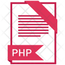 Php Format Document Icon
