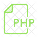 Php Coding Files Icon