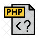 Php File Programming Icon
