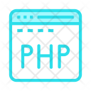 Php webpage Icon