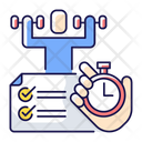 Physical Abilities Test Icon