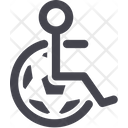 Disabilities Phisical Icon