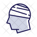Physical Injury Head Icon