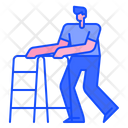 Physical Therapy Therapy Patient Icon