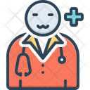 Physician Doctor Therapist Icon