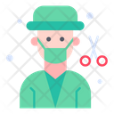 Physician Surgeon Doctor Icon