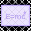 Physics Mathematics Maths Icon