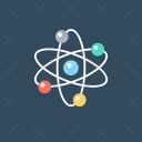 Structure Atom Science Icon