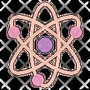 Physics Education Science Icon