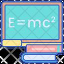 Physics Mathamatics Formula Icon