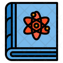 Physics Book Science Book Booklet Icon