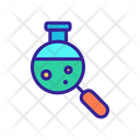 Physics Lab Experiment Icon