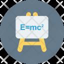 Formula Emc 2 Einstein Icon