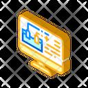 Physics Online Lesson Icon