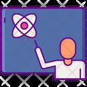 Physics Teacher Icon