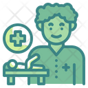 Physiotherapist Profession Occupation Icon