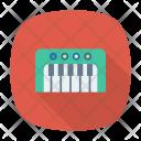 Piano Tiles Keys Icon