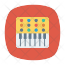 Music Piano Instrument Icon