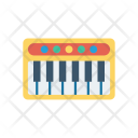 Piano Music Tiles Icon