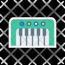 Piano Tiles Music Icon