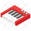 Piano Musical Instrument Music Keyboard Icon