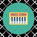 Piano Instrument Music Icon