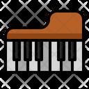 Piano Classic Instrument Icon
