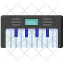 Piano Piano Keyboard Musical Instrument Icon