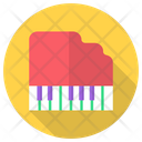 Keyboard Music Piano Icon