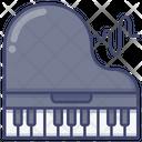 Instrument Music Grand Icon