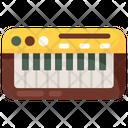 Piano Keyboard Piano Musical Keyboard Icon