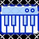 Keyword Musical Toy Icon