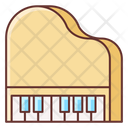 Piano Instrument Music Instrument Icon