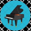 Piano Music Device Icon