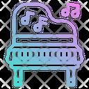 Piano Musical Instrument Icon