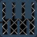 Device Audio Keyboard Icon